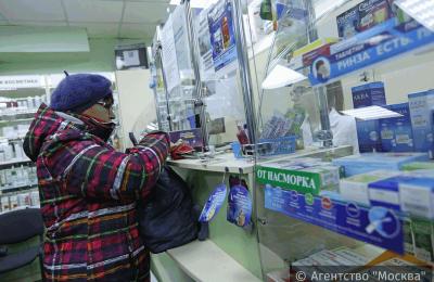 С помощью инфоматов в аптеках москвичи смогут узнать о показаниях к применению и стоимости лекарств