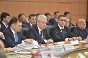 Мэр Москвы Сергей Собянин отметил качественное развитие Стройкомплекса столицы за последнее время