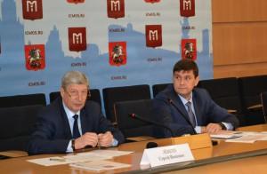 Почти 40 ветхих зданий отремонтировали в центре Москвы за последние годы – Левкин