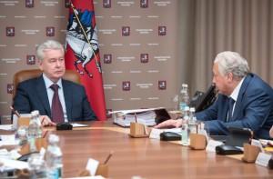 Мэр Москвы Сергей Собянин объявил о введении новых налоговых льгот для столичных промышленных предприятий