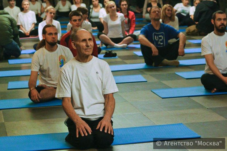 Живой журнал о йоге