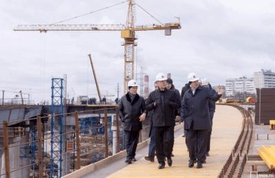 Мэр Москвы Сергей Собянин сообщил, что Северо-Западная хорда является ключевым транспортным проектом ближайших лет