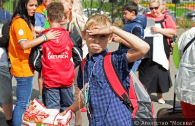 На летний отдых детей льготных категорий в этом году столичные власти выделят более 120 тысяч путевок