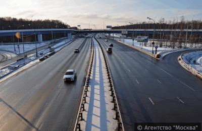 На Московской кольцевой автодороге установили 17 информационных табло