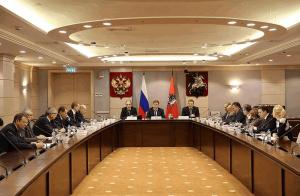 Попечительский совет московского Фонда капремонта поддержал инициативу «Единой России»