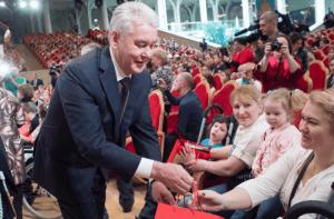 Мэр Москвы Сергей Собянин поздравил жителей столицы с Днем православной книги