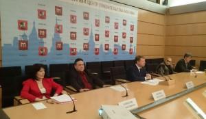 В Москве прошла пресс-конференция Департамента национальной политики