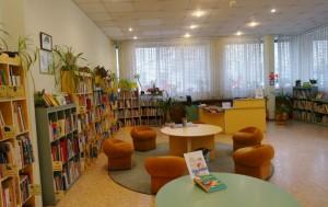 Библиотека №140 Южного округа