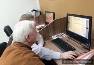 Компьютерные курсы для ветеранов района продолжат