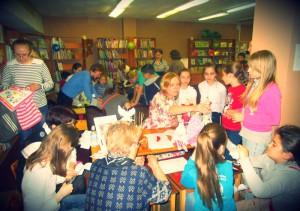 Жители района Чертаново Северное смогут принять участие в акции «Библионочь»