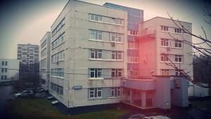 Городская поликлиника № 2 в районе Чертаново Северное
