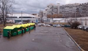 Ярмарка выходного дня в районе Чертаново Северное