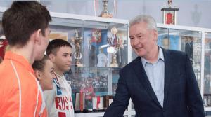 Мэр Москвы Сергей Собянин сообщил,что в столице открылся крупнейший спорткомплекс для занятий восточными единоборствам