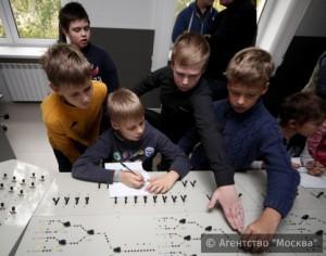 Московские школьники выйдут на связь с экипажем МКС