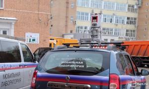 В столице планируют обследовать около 42 миллионов квадратных метров асфальта с помощью лазерных установок