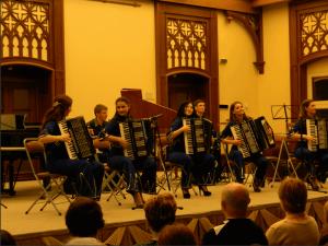 Международный музыкальный концерт прошел в парке-заповеднике Царицыно