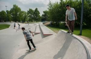 """Соревнования в рамках открытого скейт контеста пройдут в парке """"Садовники"""" Южного округа"""