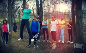 Жители района Чертаново Северное смогут принять участие в «Веселых стартах»