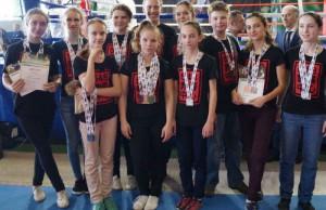 Призовые места на Чемпионате России по кун-фу заняли школьники из района Орехово-Борисово Южное