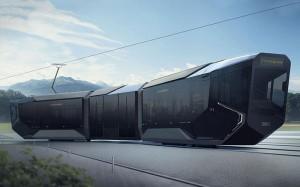 Проект трамвая будущего