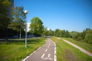 Жители Южного округа могут воспользоваться велодорожками и пунктами проката двухколесного транспорта