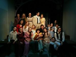 Актеры Параллельного театра