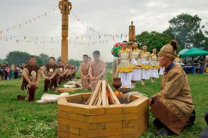 """4 июня в парке """"Сокольники"""" состоится праздник якутского народа «Ысыах»"""