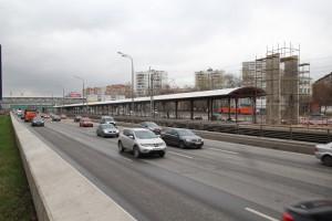 """Станция метро """"Автозаводская"""" в ЮАО"""
