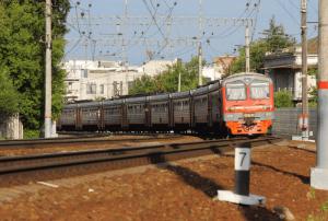 Пользователи электричек станции Чертаново смогут купить билет с помощью мобильного приложения