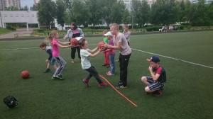 Набор в детский лагерь осуществляет ГППЦ района