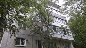 Один из домов в районе Чертаново Северное