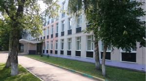Школа №856 в районе Чертаново Северное