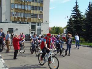 Жители района Чертаново Северное могут воспользоваться специально оборудованными велодорожками