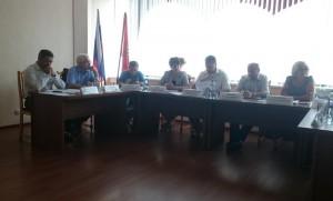 Муниципальные депутаты собрались на очередной рабочей встрече