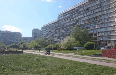 Многоэтажки района Чертаново Северное