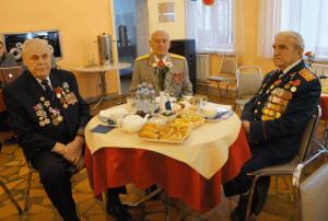 Ветераны ЮАО