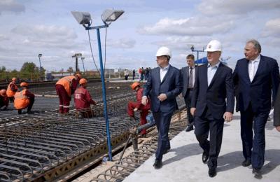 В Москве реализуется программа по строительству 12 путепроводов, рассказал мэр Москвы Сергей Собянин