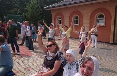 Фото с праздника в районе Чертаново Северное