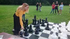 Игра в шахматы в ЮАО