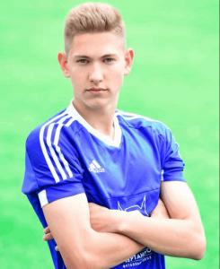Алексей Никитенков, из футбольной школы «Чертаново»