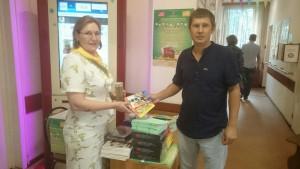 Депутат Сергей Иванов принял участие в акции