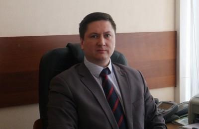Заместитель главы управы Александр Демин