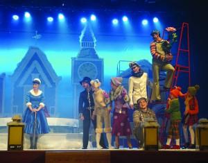 Спектакль Леди Совершенство в Московском областном театре юного зрителя
