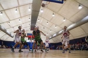 В Южном округе находится одна из сильнейших баскетбольных школ в Москве