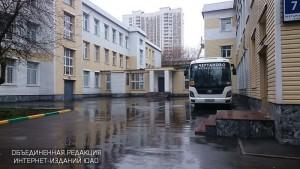 """Школа футбола """"Чертаново"""""""