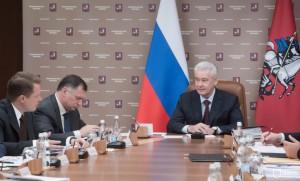 Сергей Собянин рассказал о спортивных достижениях Москвы