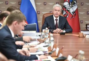 Собянин рассказал о дорожном строительстве в Москве