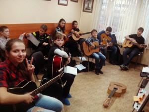 Студия игры на гитаре «Горизонт»