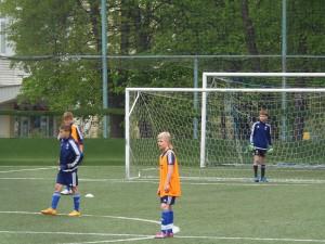 Юниоры школы футбола Чертаново