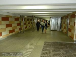 Вендинговые автоматы установят в подземных переходах  метро в Южном округе